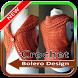 Crochet Bolero Design