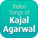 Video Songs of Kajal Agarwal by Crazy Kajal