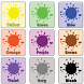 Английский язык цвета by MobileDevComunity