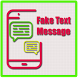 Fake Text Message by MobileAppsT&C