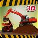 Heavy Excavator Simulator Cran by appos dev