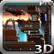 Space Cityscape 3D LWP by Ruslan Sokolovsky