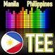 Tee Manila Radio Philippines by Radio AM FM Musica Online Gratis MELGAPPS