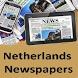 Netherlands Newspapers by appsstore