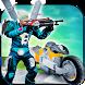 Flying Monster Hero Bike Transform by Tekbash
