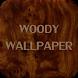 Woody Wallpaper by Cliff Koperski