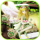 Fairy Girl Forest Theme by Trusty Rabbit Studio