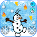 Frozen Snowman Game by Pink Tufts