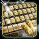 Golden Champagne Keyboard