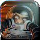 Monkey Space Travel Live by Guru Wallpaper Design