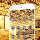 Golden Diamond Car by Launcher phone theme