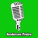 Letras : Anderson Freire by robriniert