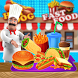 Fast Food Shop Business: Fun Shopping & Cooking by Smile Stones Studio