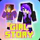 Girls Craft Survival Exploration Miner