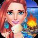Girls Beach Party Night Salon by Beauty Inc