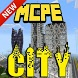 New Craft city map for MCPE by SmilTwinkl studio