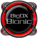 Bionic Launcher Theme Red by BigDX