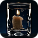 Burning Candle Live Wallpaper by Animated Live Wallpapers