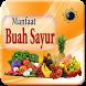 Khasiat Buah dan Sayuran by Bokomedia