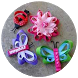 Creative Hair Bows by Retry Production