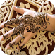 Simple Mehndi Design by Crolap