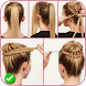 Easy braid hairstyle tutorials by AIT.APPS