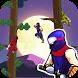 Legend Of Ninja Kage by BristleGlitz