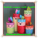 Toilet paper roll crafts by fidetainment