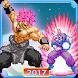 Dragon Z Super saiyan battle by Super saiyan battle Studio