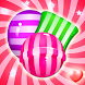 Candy Land Board Game by Sweet Jelly Candy Blast