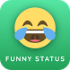 Funny Video Status by justapps