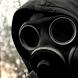 gas mask wallpaper by Dark cool wallpaper llc