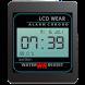 Retro LCD Wear Watchface by Raimund Arning