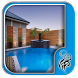 Pool Privacy Fence Design by Spirit Siphon