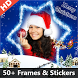Xmas Photo Frames by i2technolabs