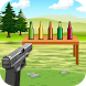 Bottle Shoot 3D by Alex Game Studio