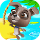 Dog Rope Jumper: Swing Game by Erequest - MadQuail Games and Apps