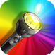 Brightest LED Color Flashlight by Fun Apps Valley