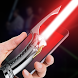 Lightsaber camera simulator by Rich apps and games