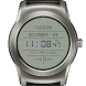 Rocket True Digital Watch Face by Syzygy Watches
