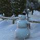 Snowman Live Wallpaper HD by Andu Dun