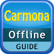 Carmona Offline Map Guide by VoyagerItS