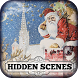 Hidden Scenes Merry Christmas