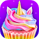 Unicorn Food - Sweet Rainbow Cupcake Desserts by Crazy Camp Media