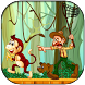 Jungle Monkey Run by STEM Studios