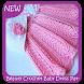 Beauty Crochet Baby Dress Patterns by Karrie Studio