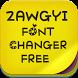 Zawgyi Font Changer Free by fontforever