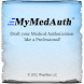 MyMedAuth - HIPAA Medical Form by PleadFast, LLC