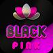 Black Pink HD Icon Pack by SaintBerlin