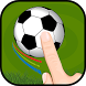 Finger Shoot Soccer Football by PowerFun Apps